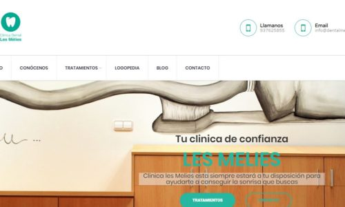 clinica dental les melies